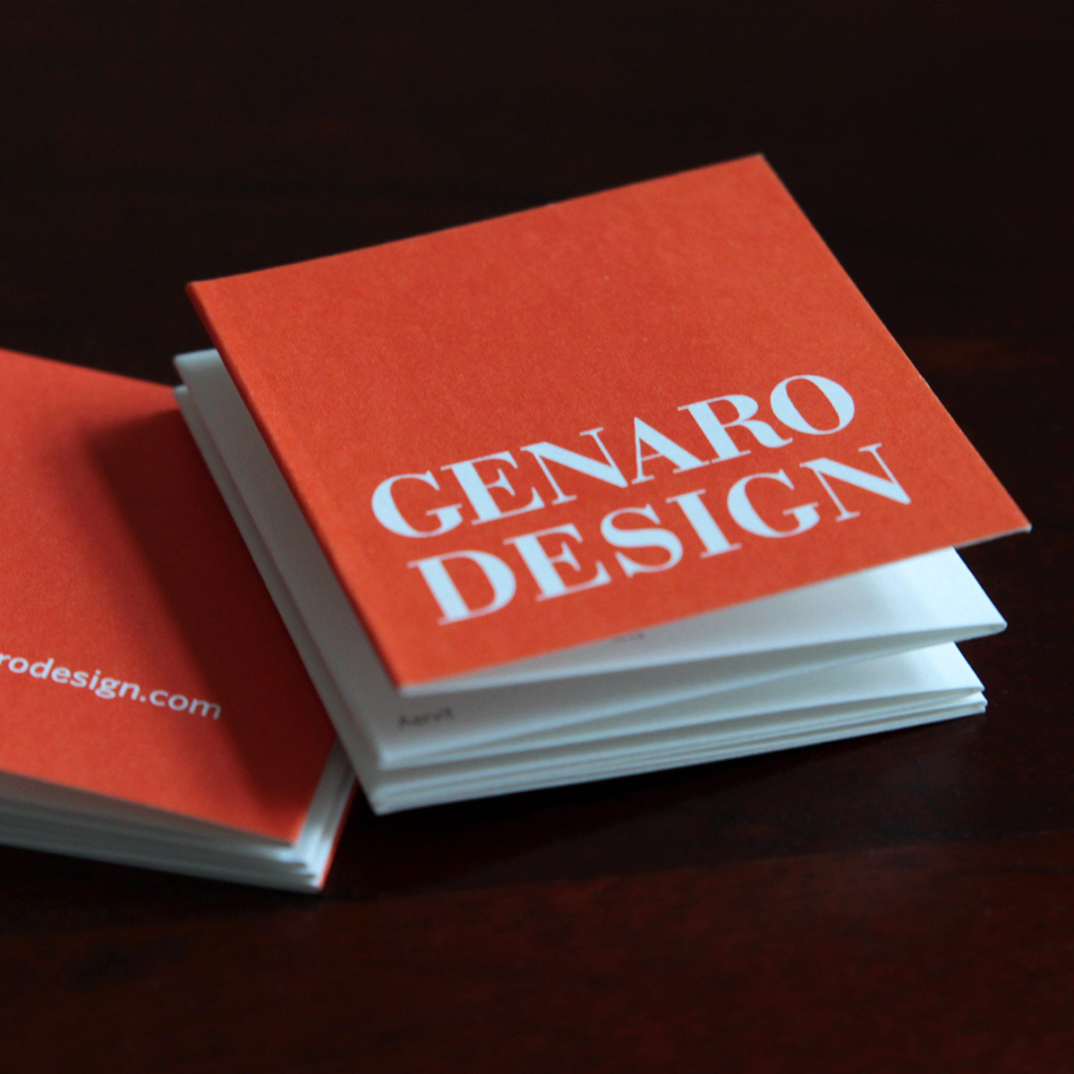 Genaro Design leave behind