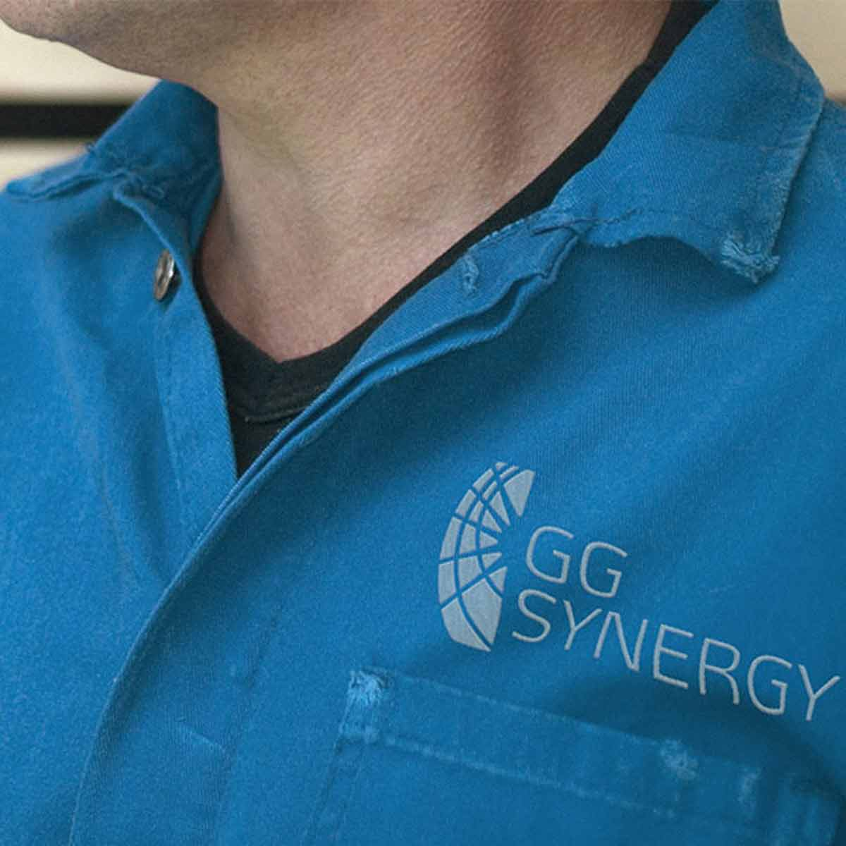 GG Synergy shirt detail