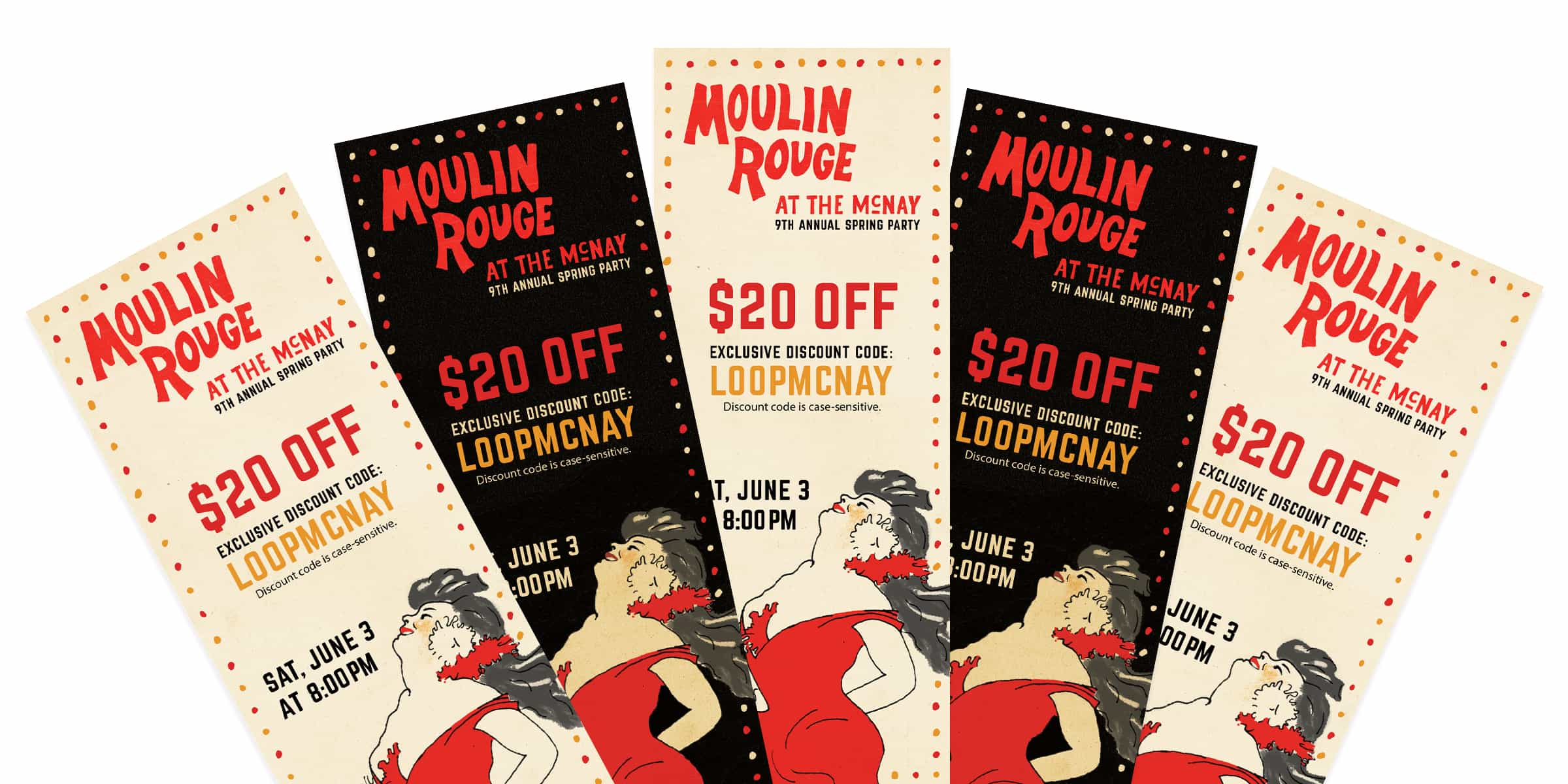 Moulin Rouge coupons