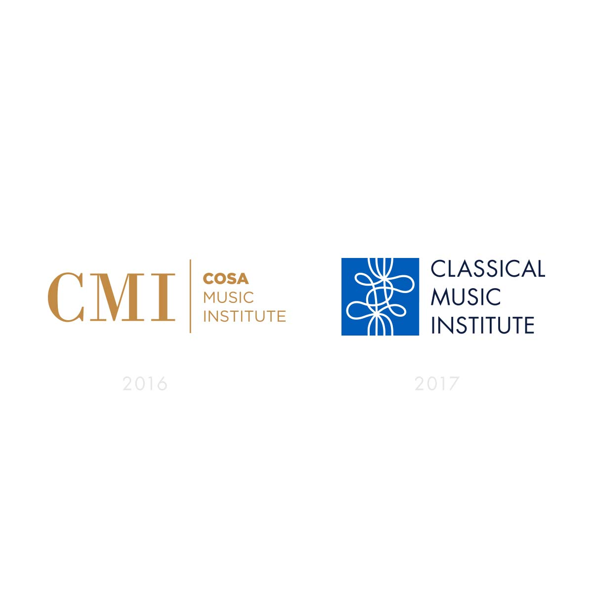 CMI logo progression