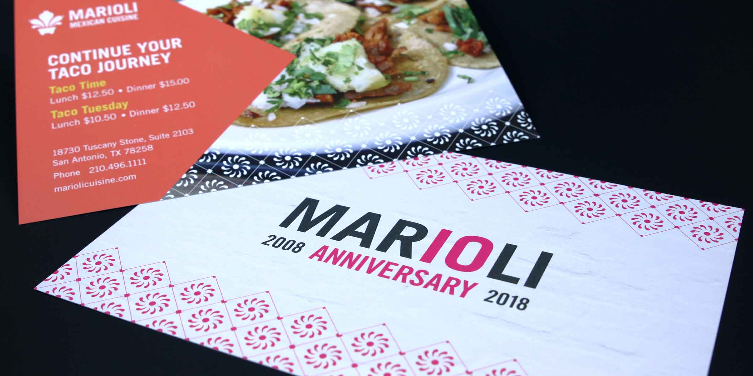 Marioli Multicultural Design And Branding Agency Based