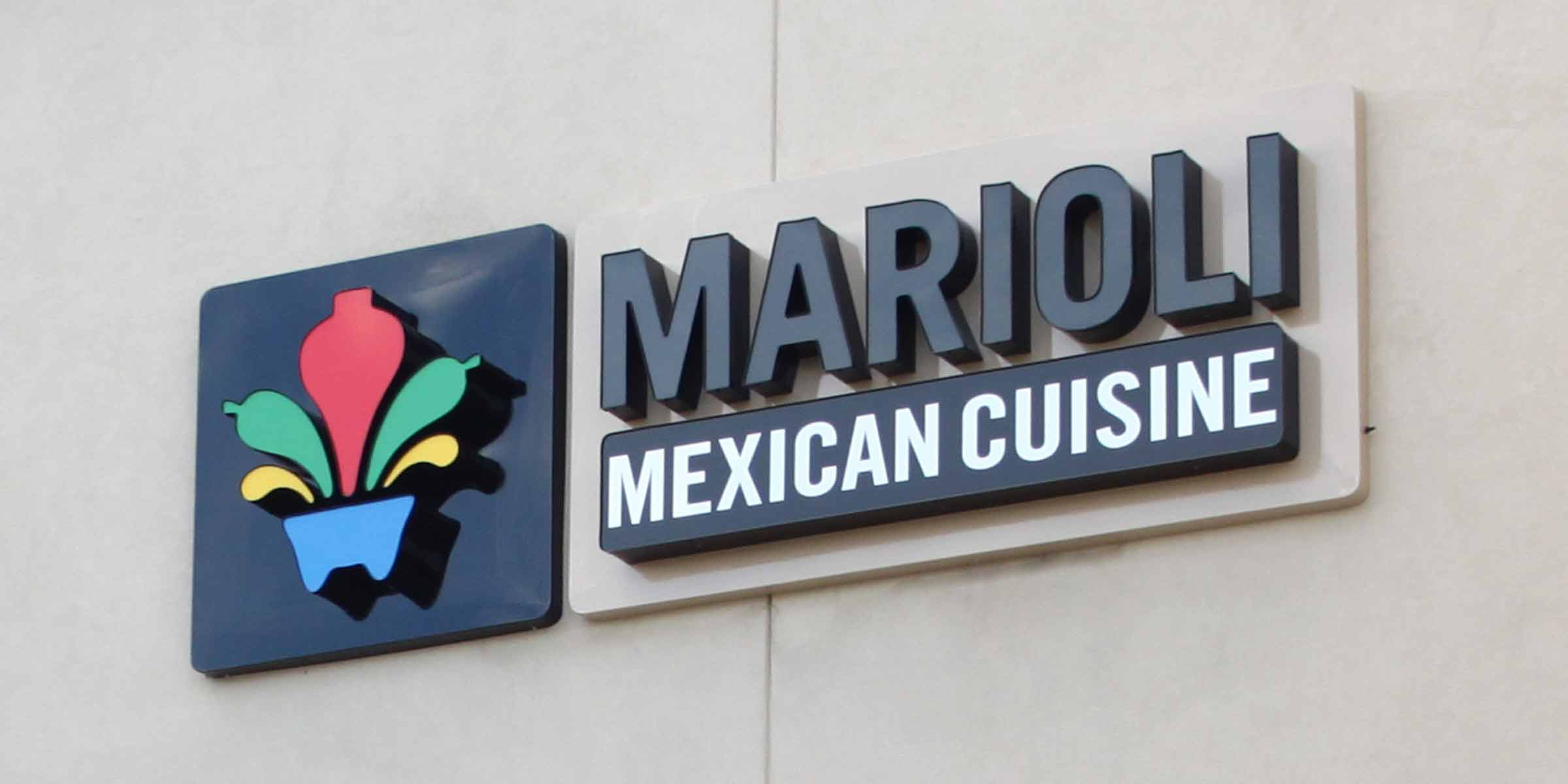 photo of Marioli Mexican Cuisine sign