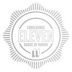 LogoLounge Eleven Badge of Honor
