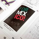 FORMEXICO! poster inside of Graphis Poster Annual 2020